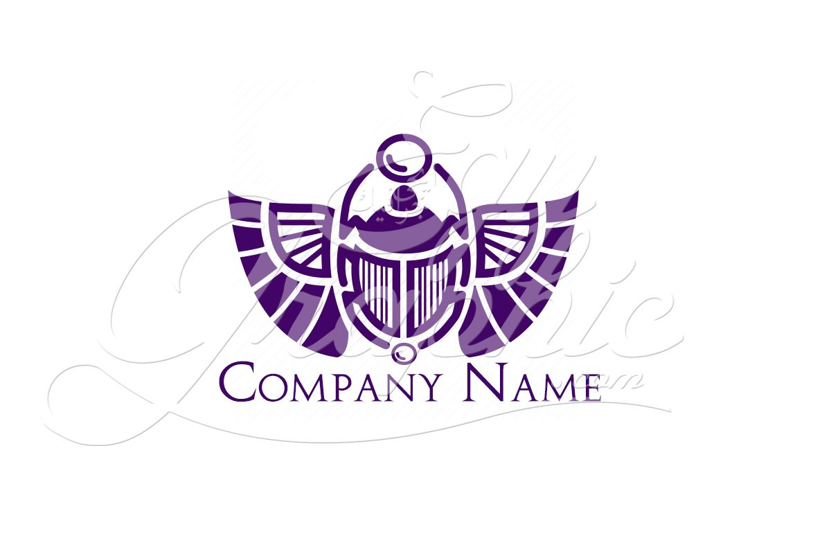 Ancient Egypt, Logo, Design Customize For $50