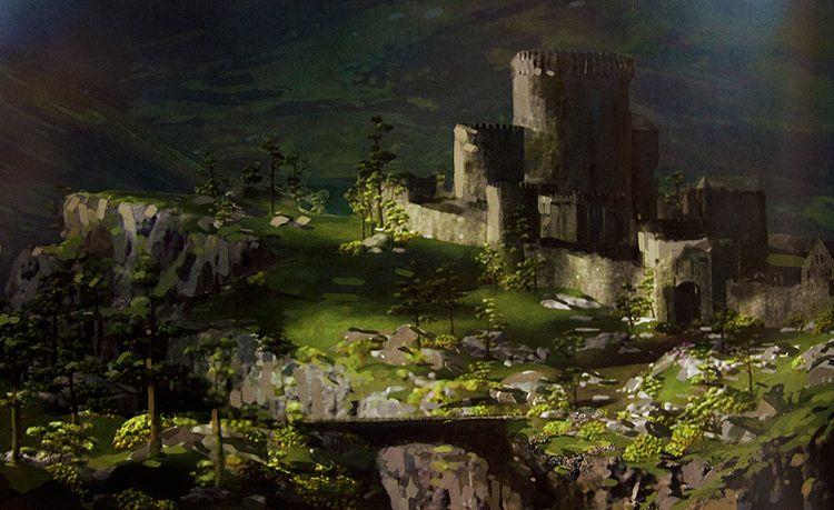 castle concept art - Google 검색