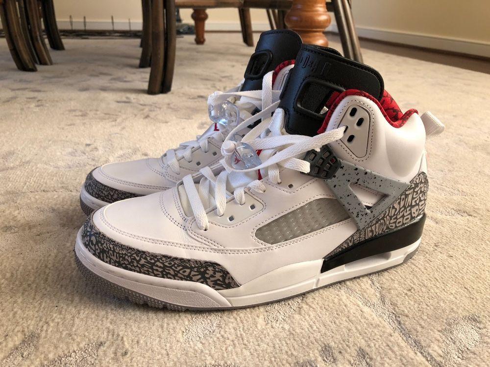 check out 04c6e e05d0 Jordan Spizike White Cement Men s Size 11- New in Box  fashion  clothing   shoes  accessories  mensshoes  athleticshoes (ebay link)