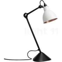 Photo of Dcw Lampe Gras Nr. 205 Tischlampe schwarz, weiß / kupfer dcw editions