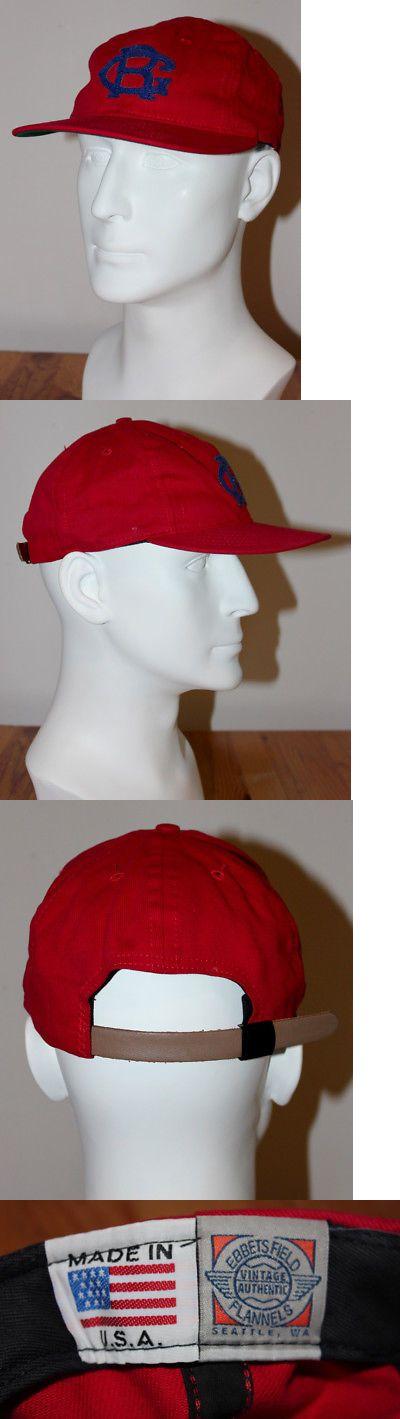 Baseball-Negro Leagues 78129  Brooklyn Royal Giants Negro League Baseball  Hat By Ebbets Field 1002b78cc7fb
