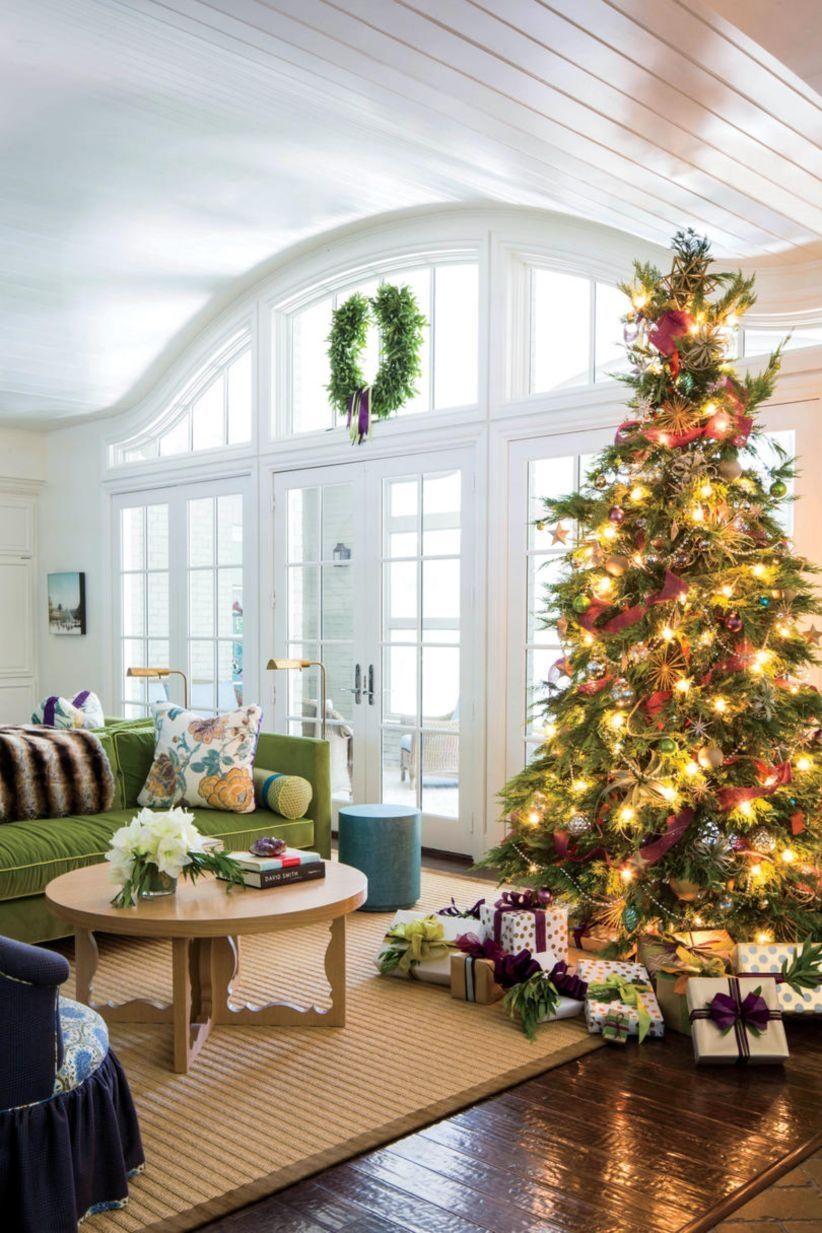 38 Magical Christmas Trees Ideas for Home Decoration | Christmas ...