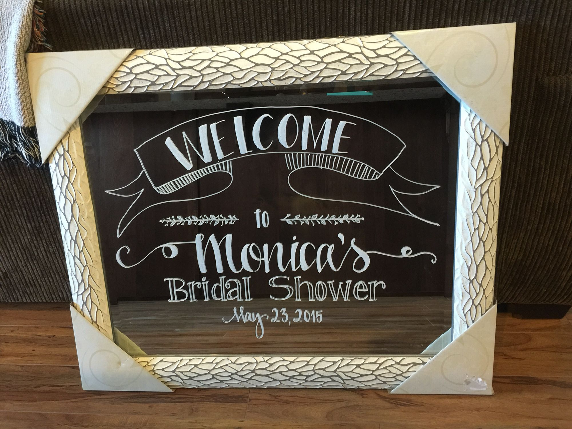 Bridal Shower Welcome Sign On Mirrors  Mirror Wedding. Group Signs. Pneumonia Patient Signs. Towel Signs Of Stroke. Cardiac Signs Of Stroke. Galvanized Signs. Pole Signs. Sanitary Signs. Under Construction Signs Of Stroke