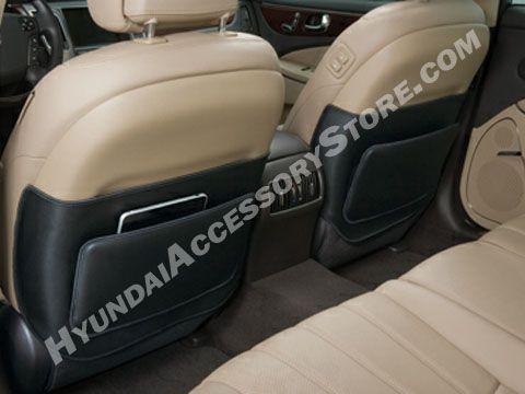 Hyundai Equus Seat Back Protector Kia Accessories Hyundai Protector