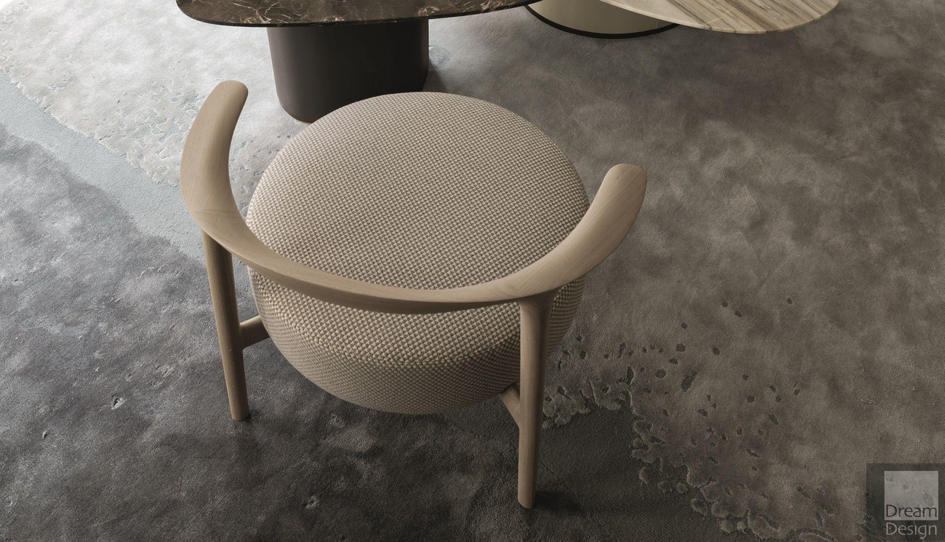 Ripple Armchair Armchair, Upholstery