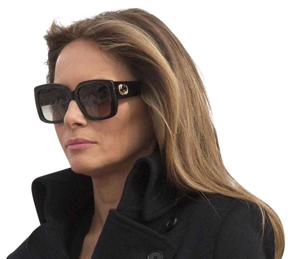 Pin By Lisa Jocson On Gucci Gucci Sunglasses Women Gucci Black Sunglasses