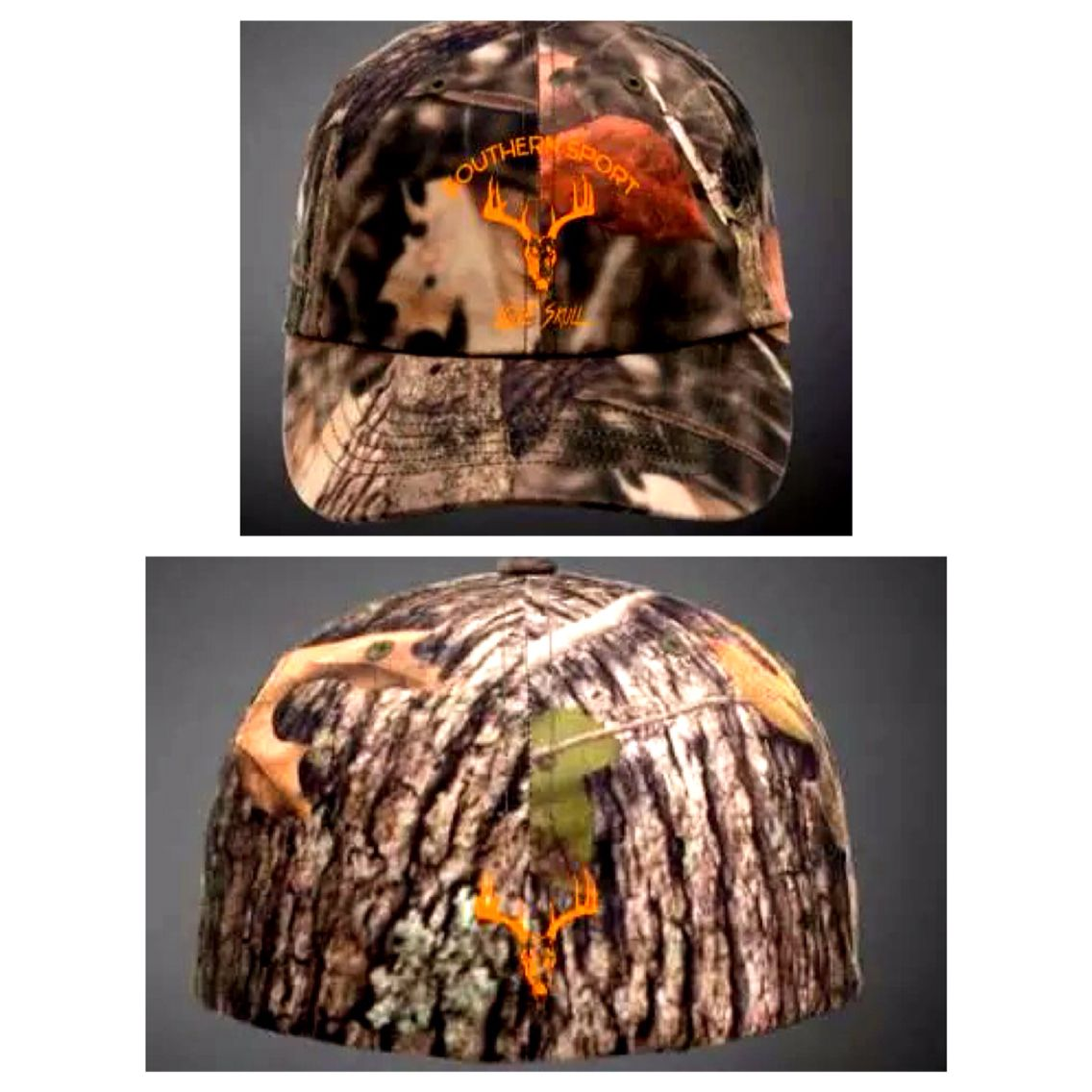 Southern Sport: Lone Skull camo hat #SouthernSport #Camo #LoneSkull #Hunting