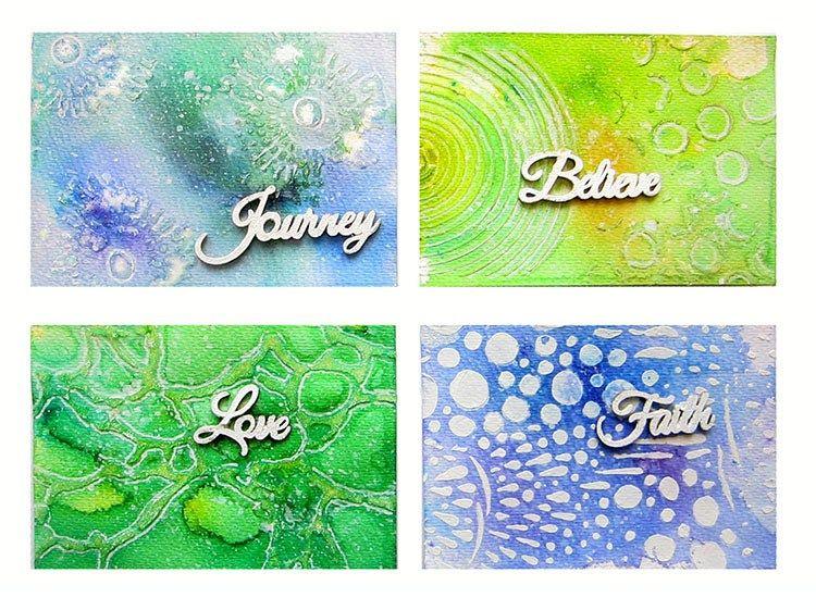 Inspirational Backgrounds with Keren Tamir