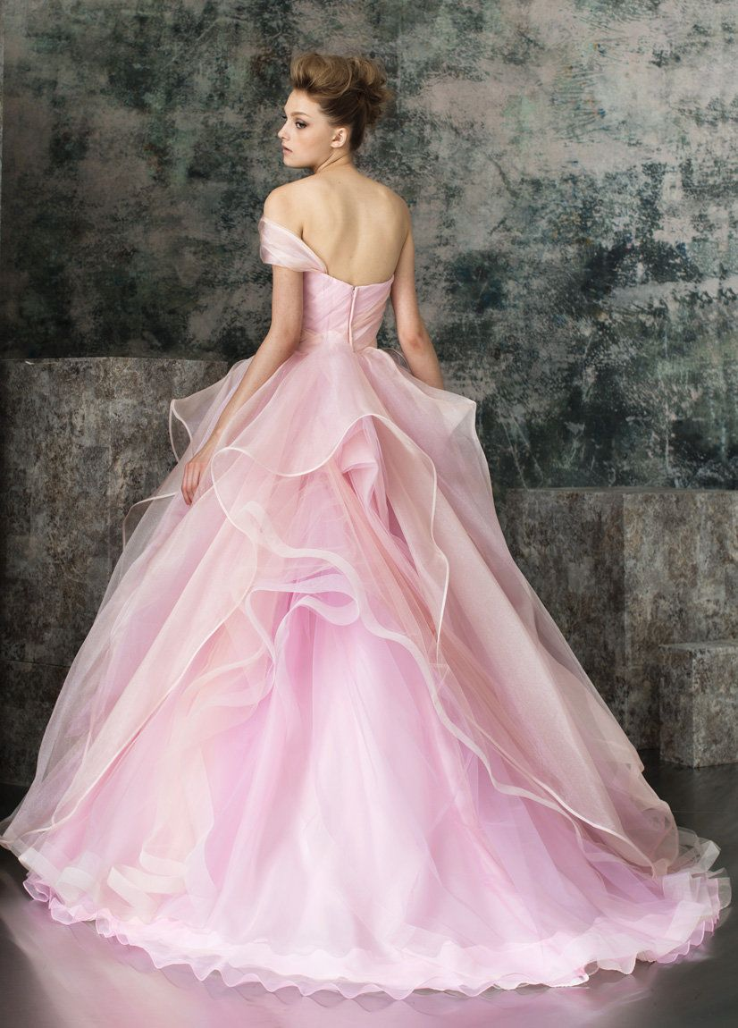 Pin de India T en Gorgeous Dresses | Pinterest | Boda original, Pink ...