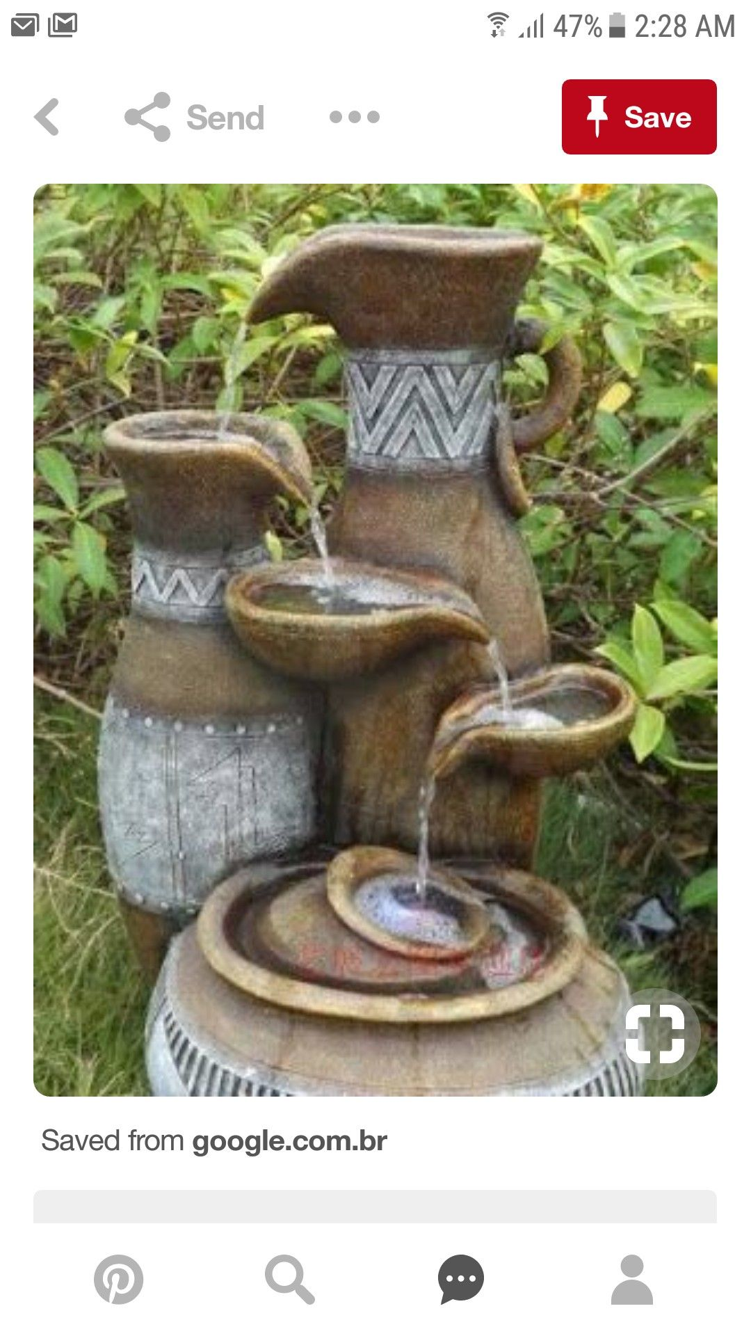 Pin By Laura Cecilia On Cascadas In 2020 Water Fountains Outdoor Fountains Outdoor Indoor Water Fountains