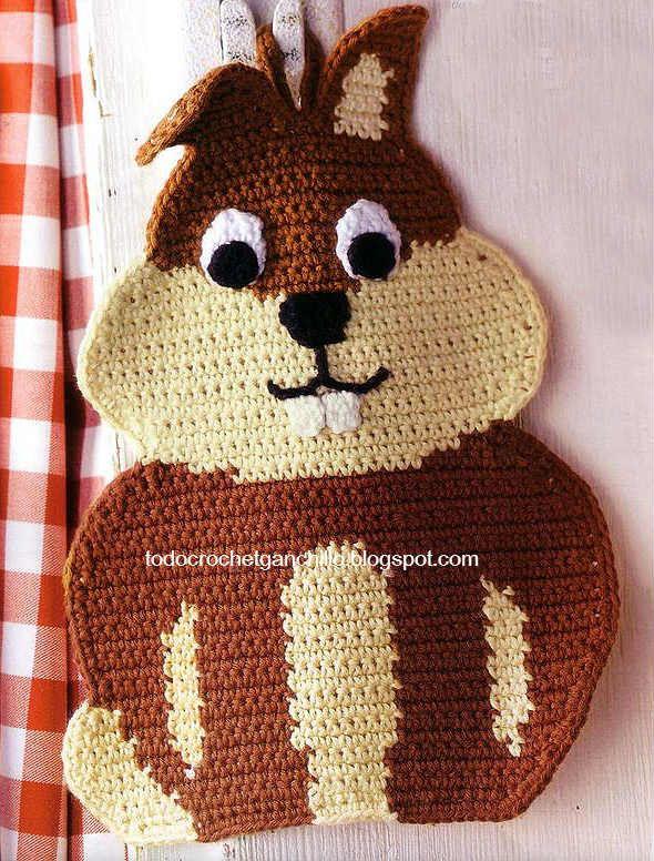 Todo crochet | Crochet cocina | Pinterest
