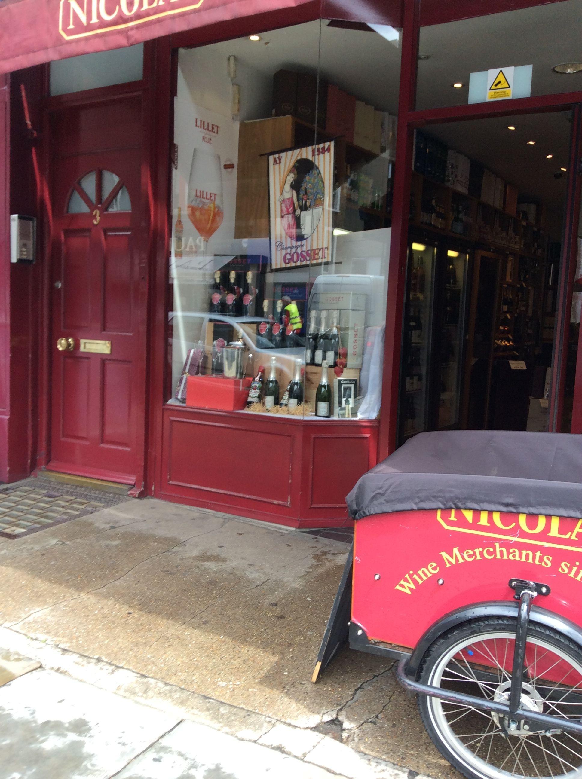 Nicholas Wines London Wine Stores Wine Store Wine Merchant Wines