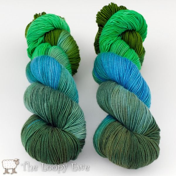 county clare from blue moon fiber arts socks that rock lightweight