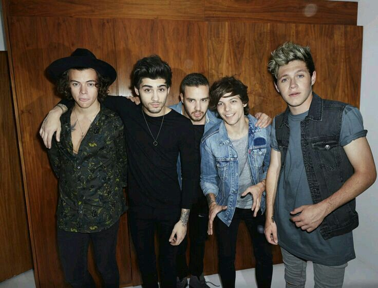 One Direction - Metroscene Mag