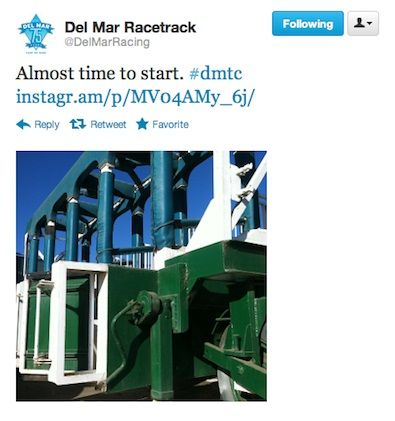 Del Mar's Opening Day is right around the corner!