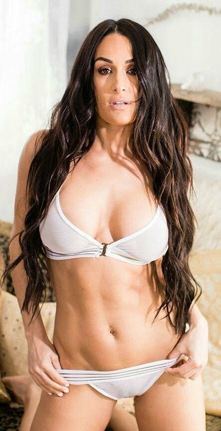 Pin On The Bella Twins Stephanie Nicole Garcia  Brianna -3098