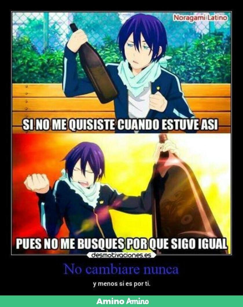 Amo Al Maldito Yato Amigas Otakus Anime Besos Meme De