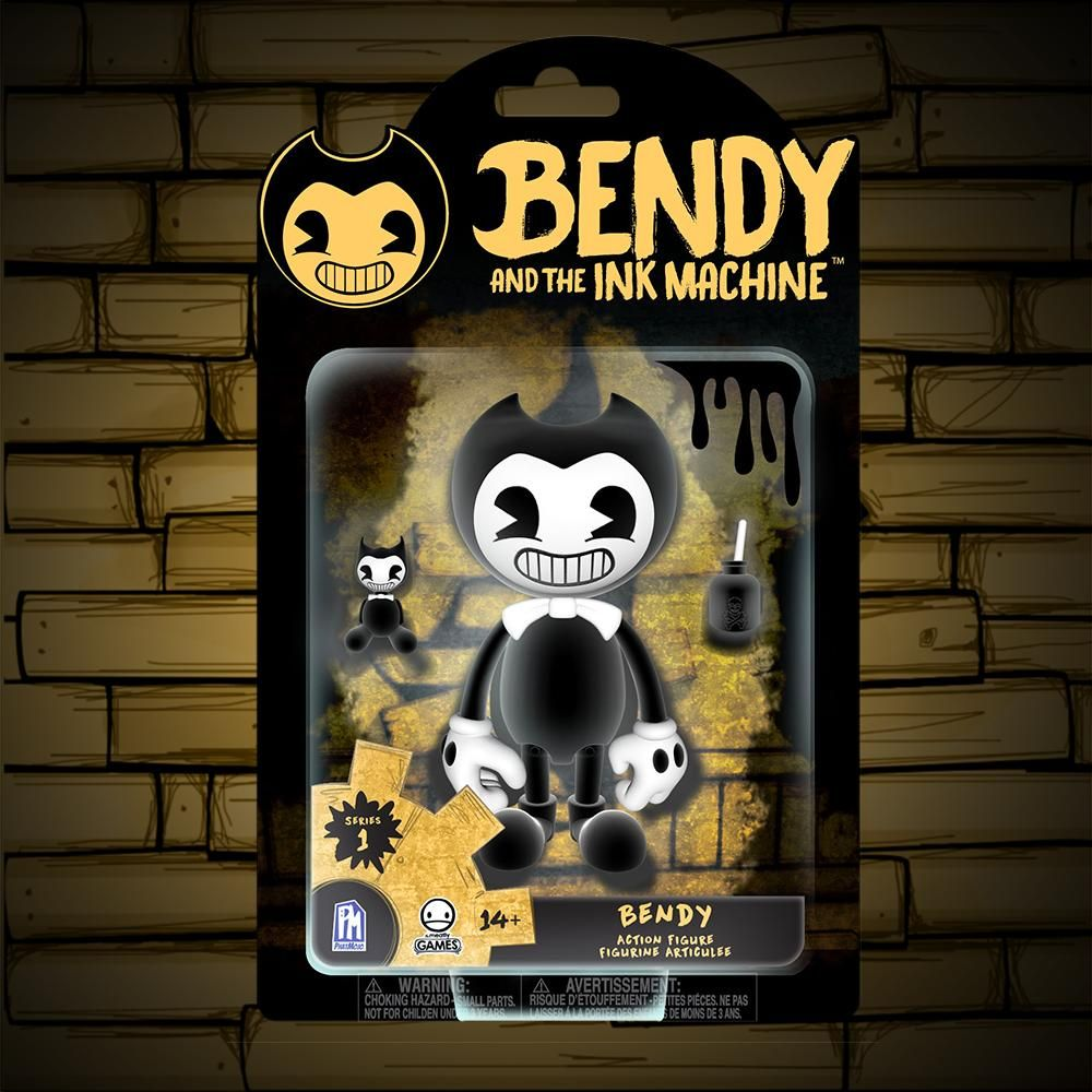 Bendy Action Figure Bendy The Ink Machine Action Figures Hot