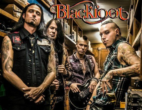 Blackfoot Strikes