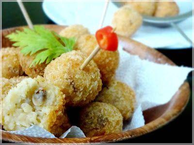 Hesti S Kitchen Yummy For Your Tummy Bitterballen Resep Ayam Makanan Resep Makanan