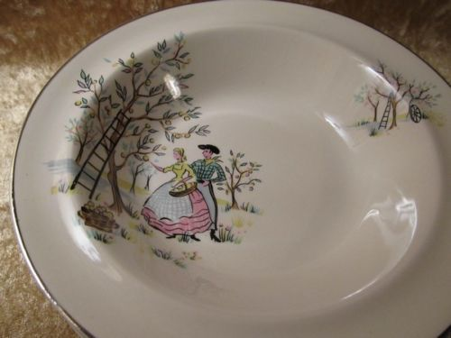 Dating alfred meakin pottery