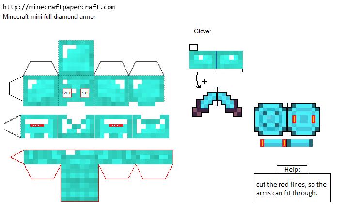 Papercraft Helmets Works On Both Mini And Regular Minecraft Templates Minecraft Printables Papercraft Minecraft Skin