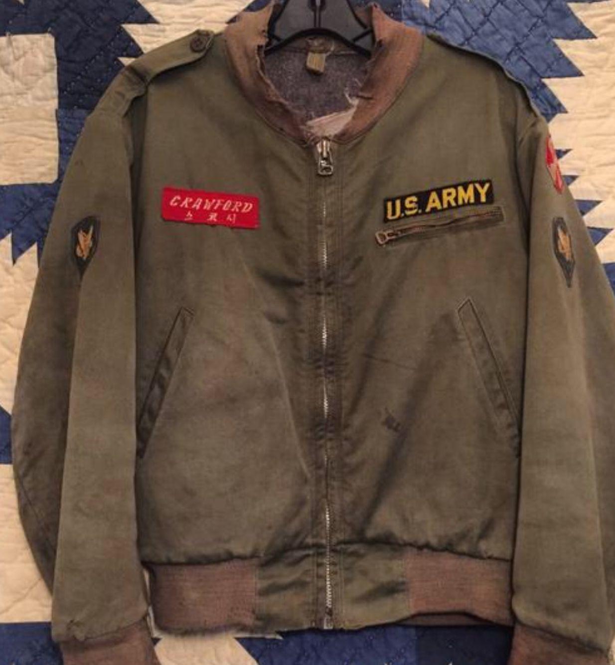 Pin By Kool Krap On Vintage Military Jackets Vintage Military Jacket Jackets Military Fashion [ 1334 x 1234 Pixel ]