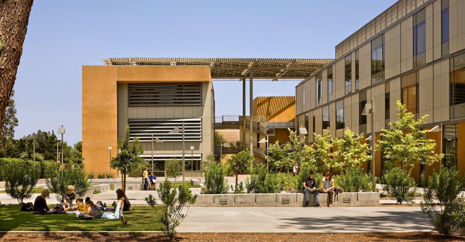 Los Angeles Valley College Health Sciences Center Co Architects College Health Health Science Science Center