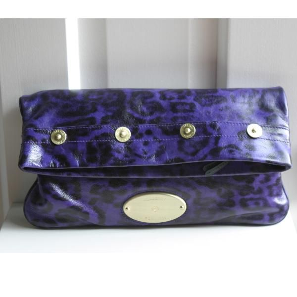 Tip: Mulberry Clutch (Violet)
