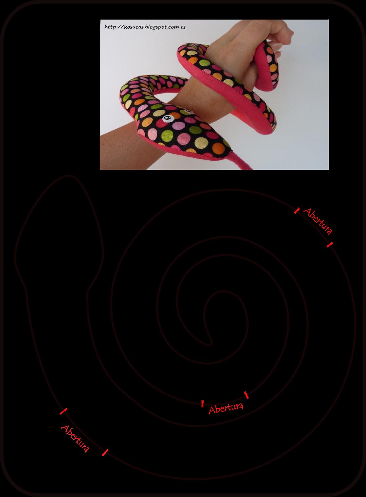patrón+serpiente.png (1179×1600) | Juguetes | Pinterest | Coser ...