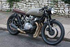 suzuki gs750 cafe racer | suzuki gs 550 café racer project | pinterest