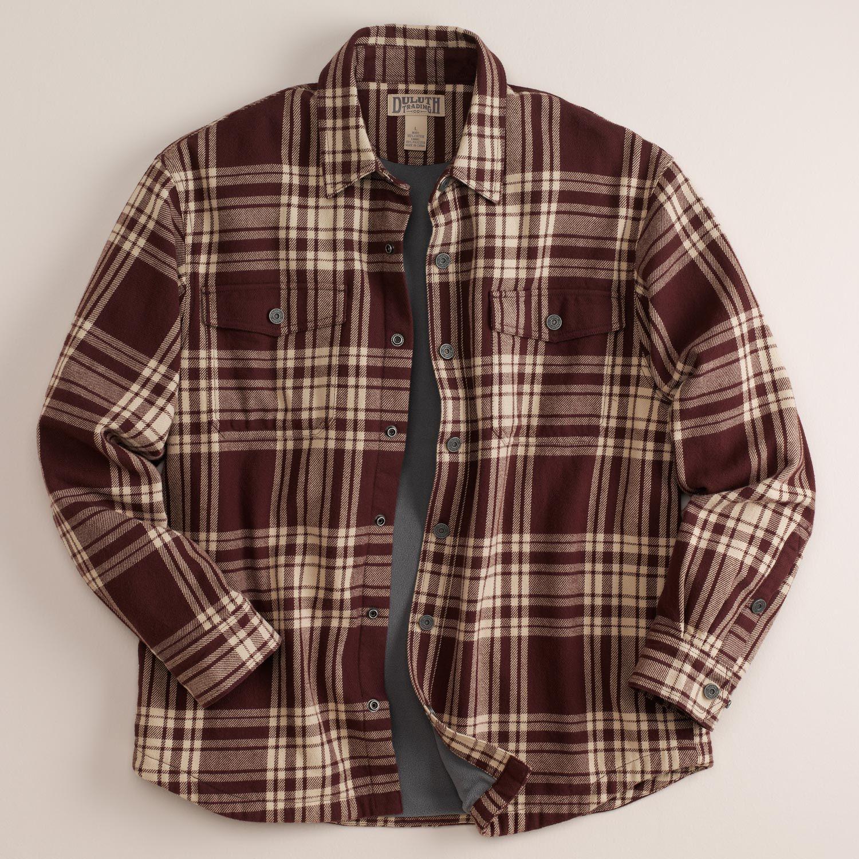 Men S Flapjack Flannel Shirt Jac Mygplad Lrg Reg Shirt