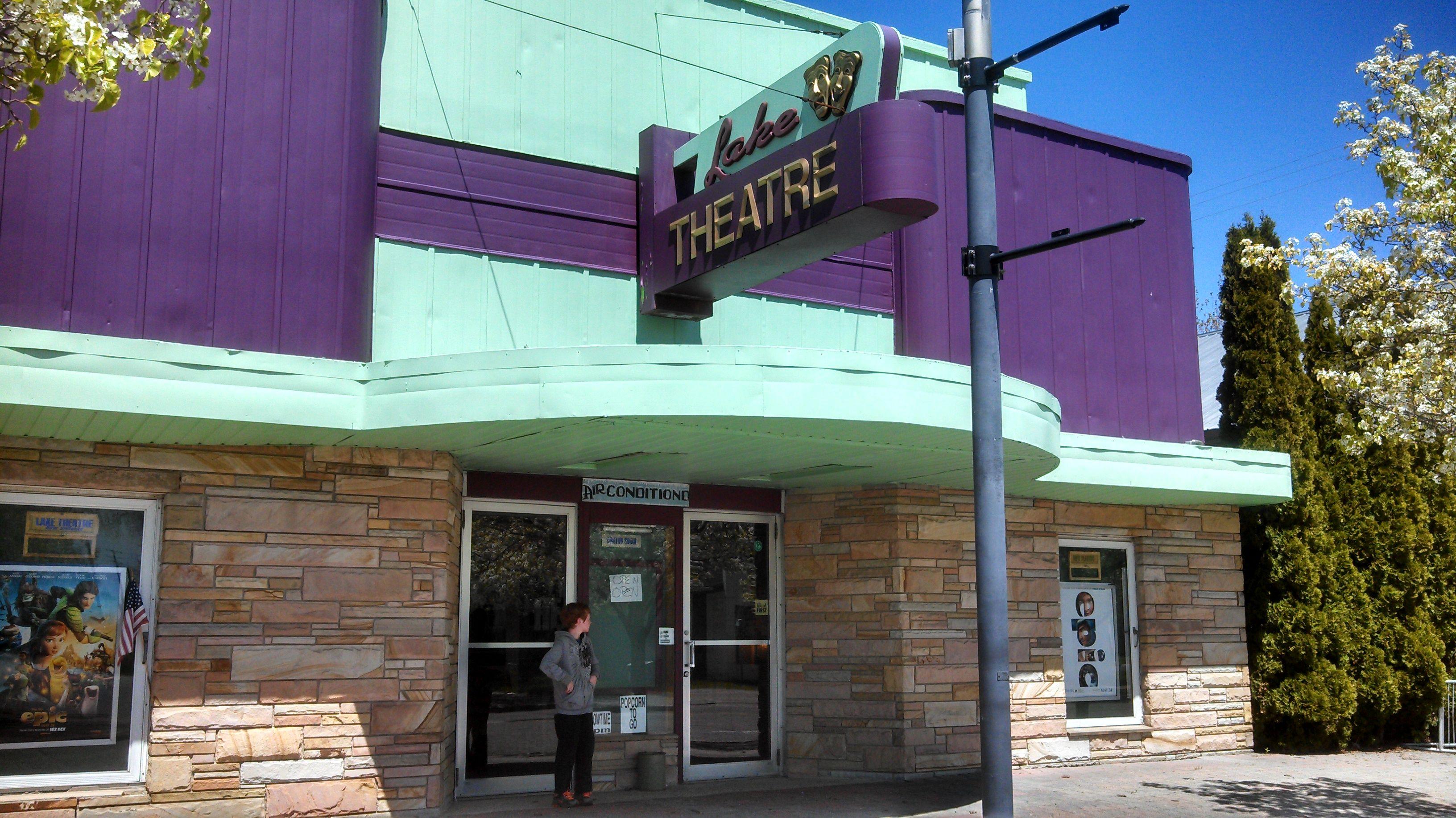 Lake Theatre In Oscoda Michigan Oscoda Broadway Shows Michigan