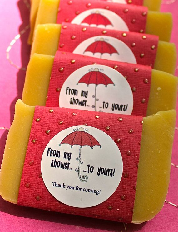 NEW Ten 10 From My Shower To Yours Soap Favors  by daisycakessoap, $20.00..cute shower gift for all you future brides- could customize for your hostesses..