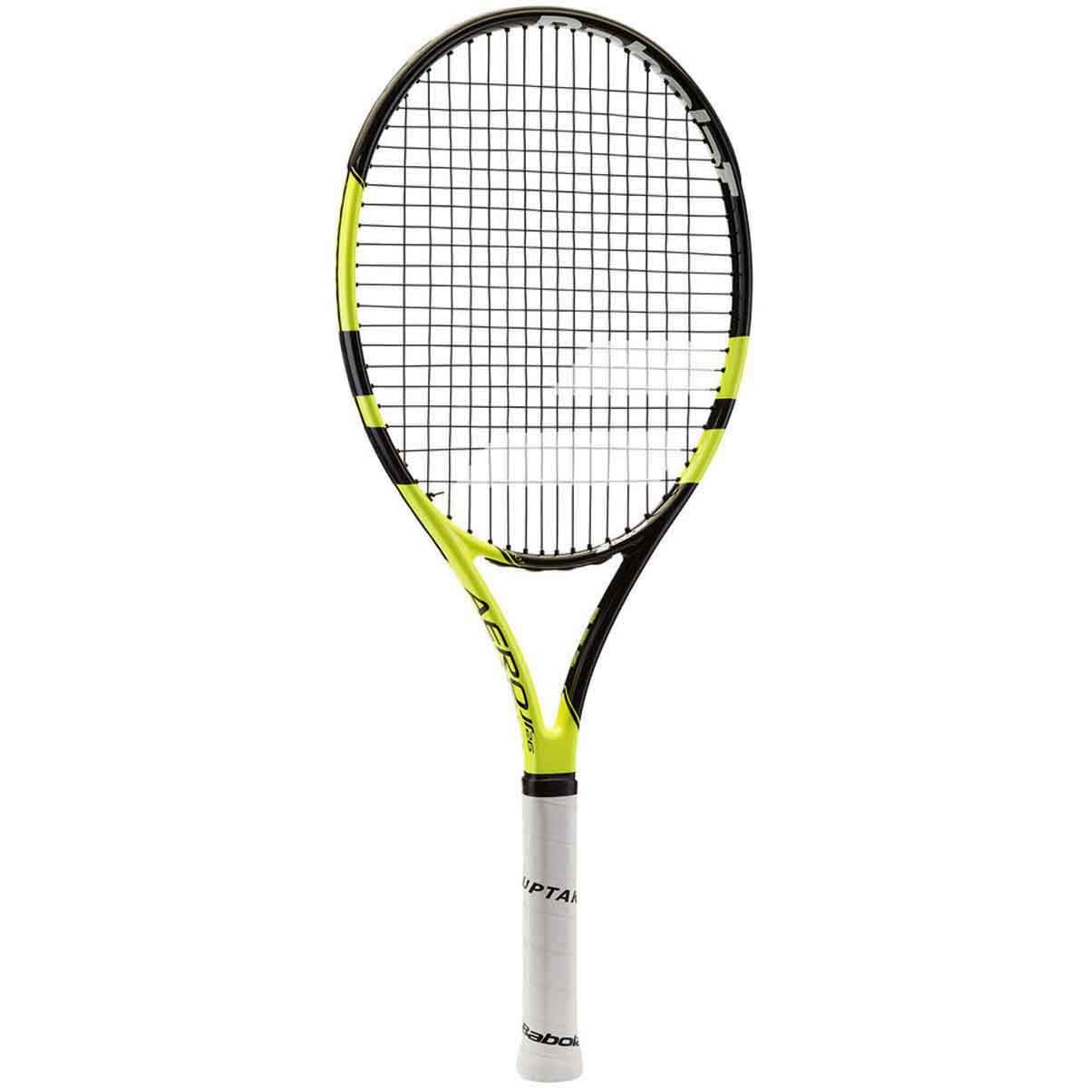 Babolat Aero Junior 26 Tennis Racquet Strung In 2020 Tennis Tennis Racquet Tennis Racket