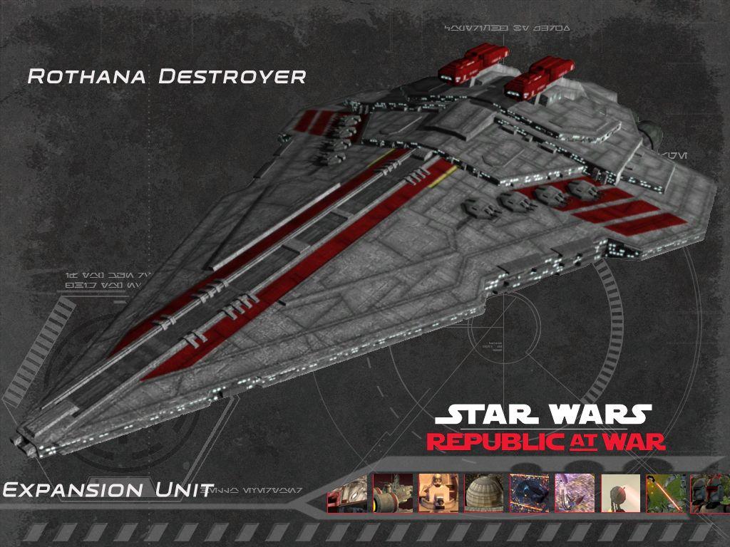 star wars republic destroyer - photo #32