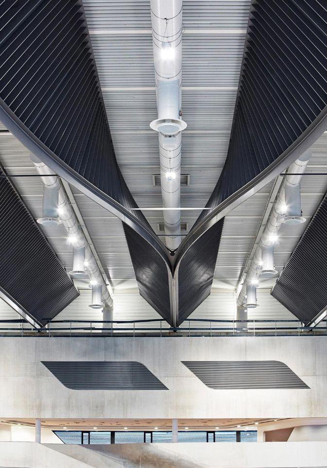Innenarchitektur Studium Nürnberg 10 000 quadratmeter hadid baubeginn für messehalle in nürnberg