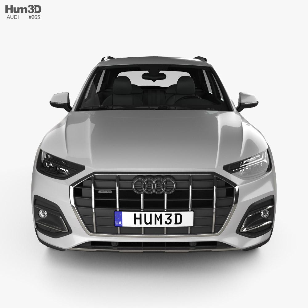 3d Model Of Audi Q5 2020 In 2021 Audi Q3 Audi Audi Q5