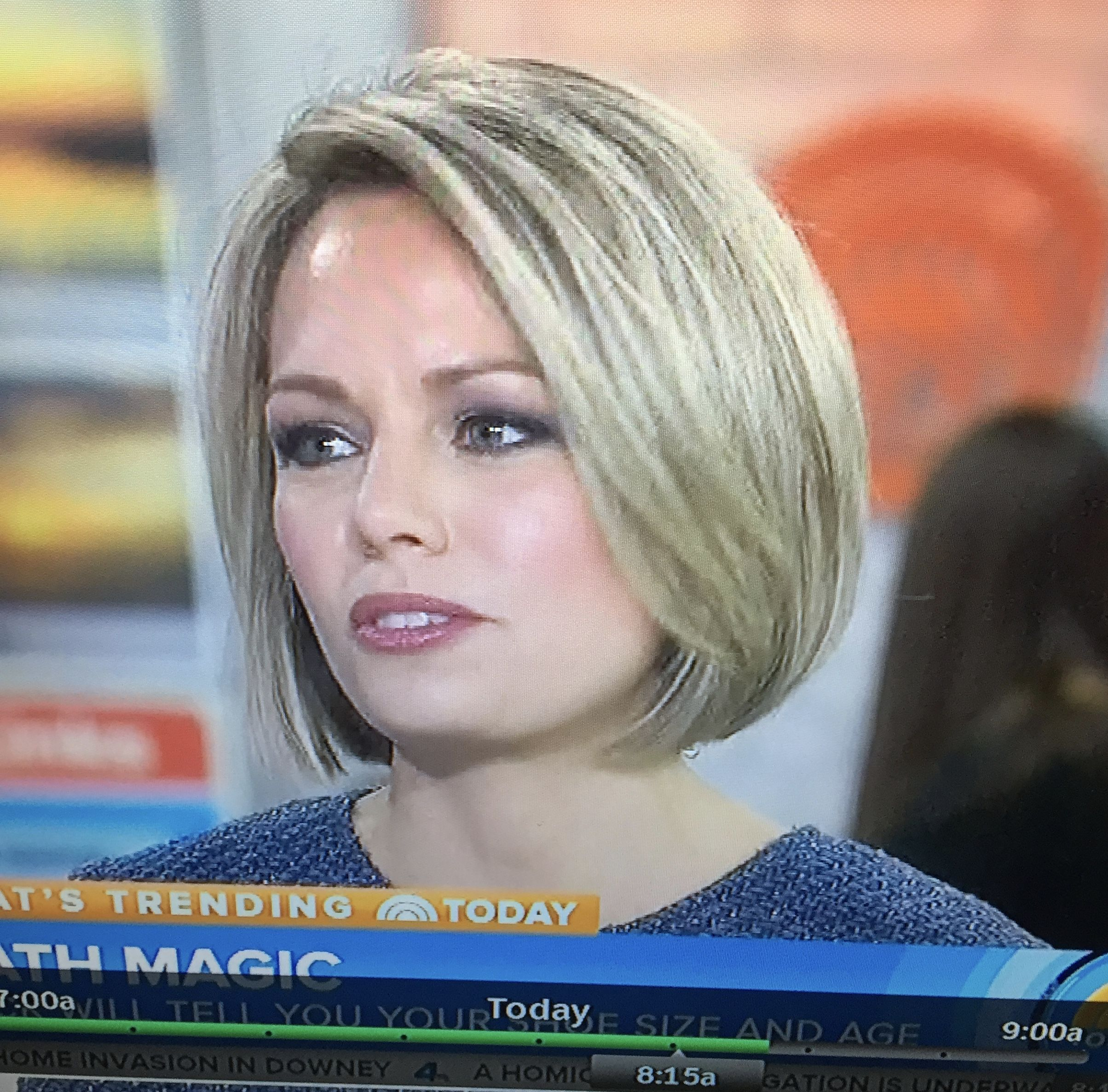 Dylan Dreyer On Today 1 18 16 Great Haircuts Highlights