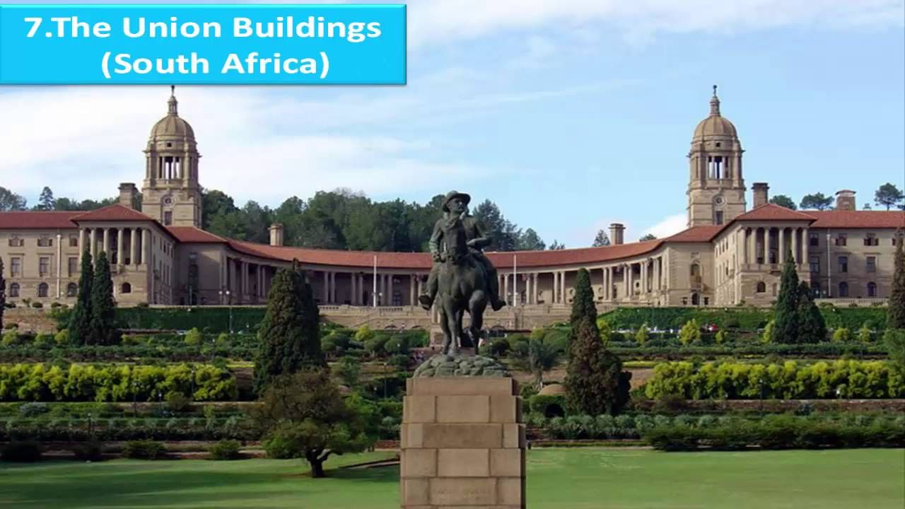 top 10 places to visit in south africa Afrique du sud