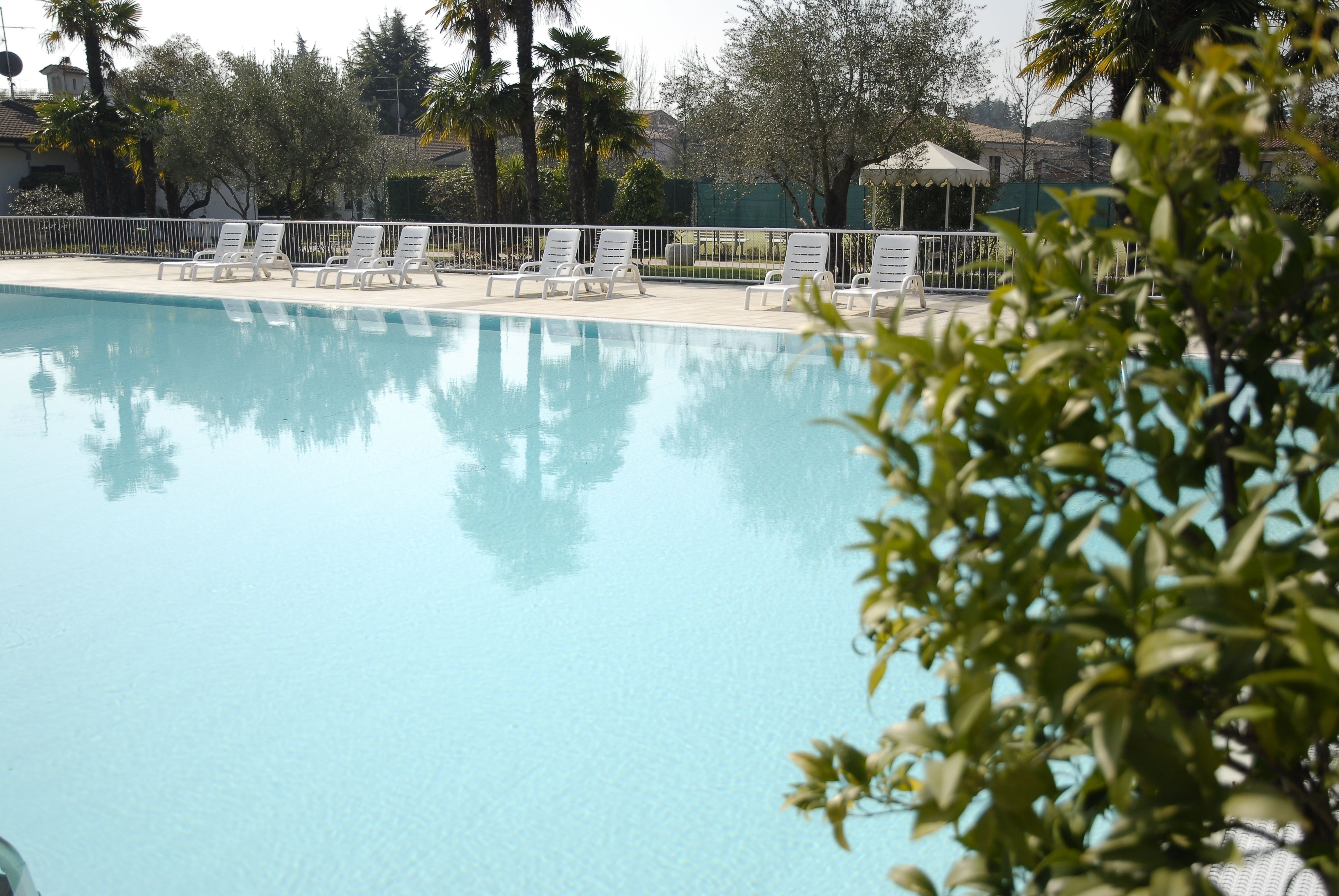 Swimming pool Hotel Villa maria