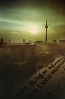 Berlin Fernsehturm von Tobias Machhaus