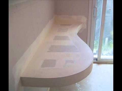 Durlock construcción en seco - YouTube Proyectos que debo intentar - fabriquer meuble en placo
