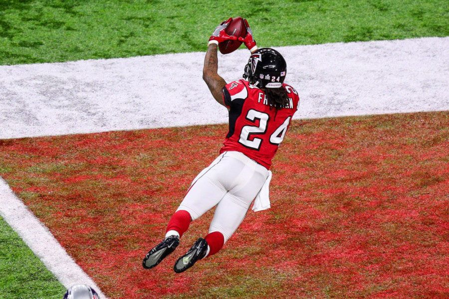 Falcons Feel Good About Talks With Rb Devonta Freeman