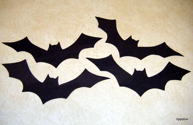 17 bsta bilder om halloween bats p pinterest halloween clip art och halloweendekorationer