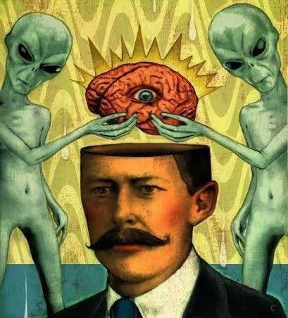 Alien Lobotomy