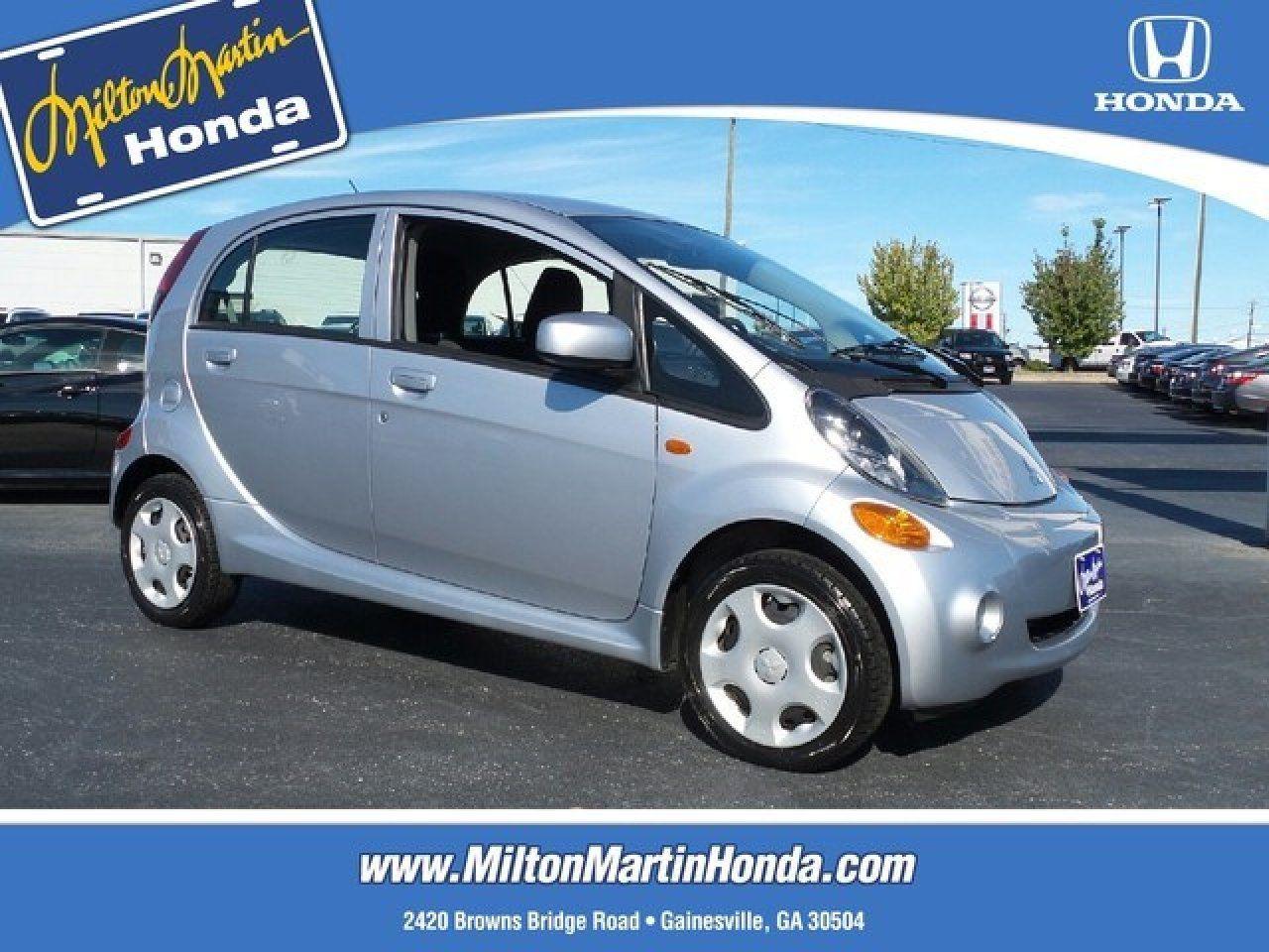 2012 Mitsubishi iMiEV ES JA3215H15CU017727 Milton