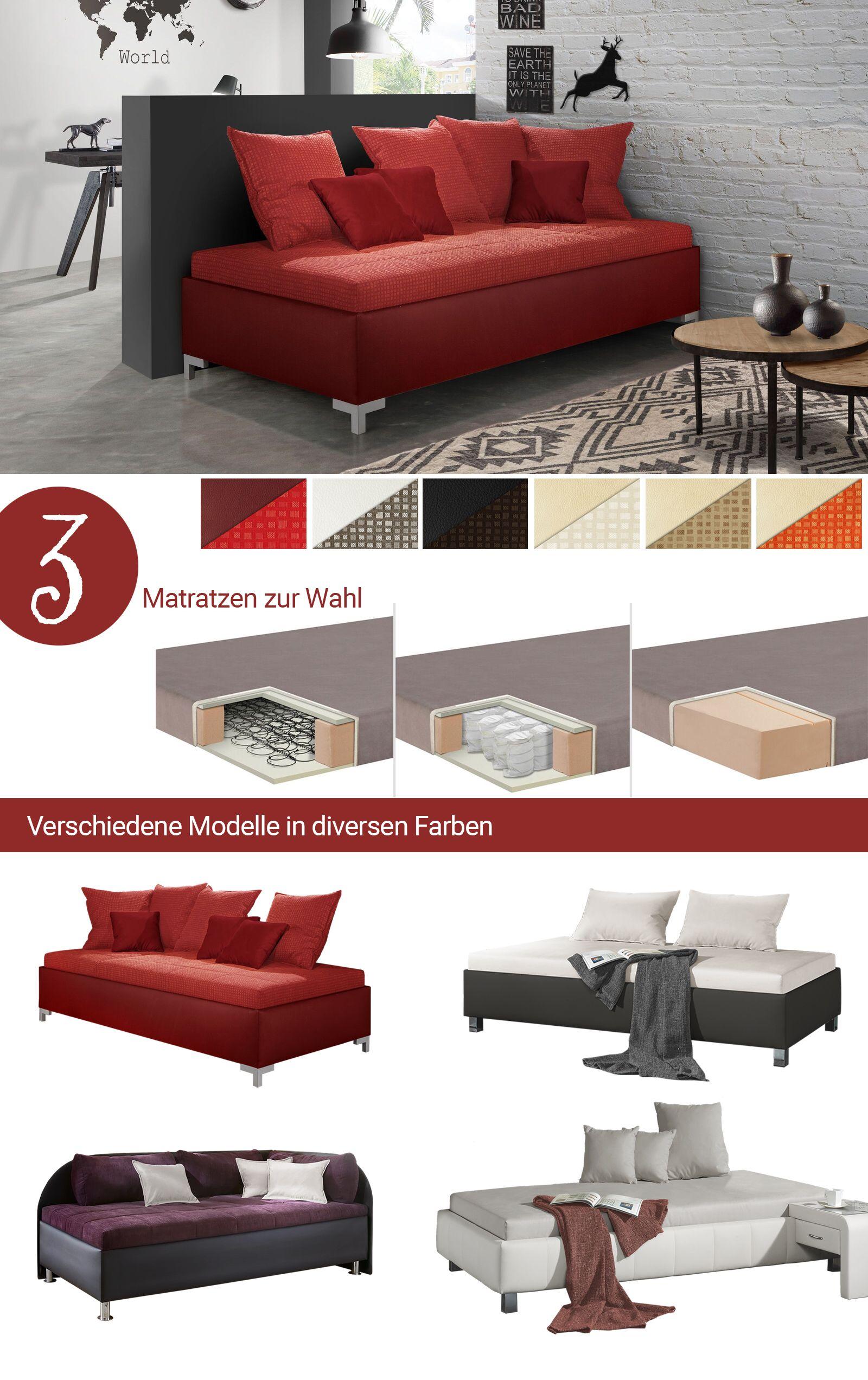 Relaxliege Modern Mit Bettkasten Frei Im Raum Platzierbar Anteo Sofa Design Relaxliege Möbel Zum Selbermachen