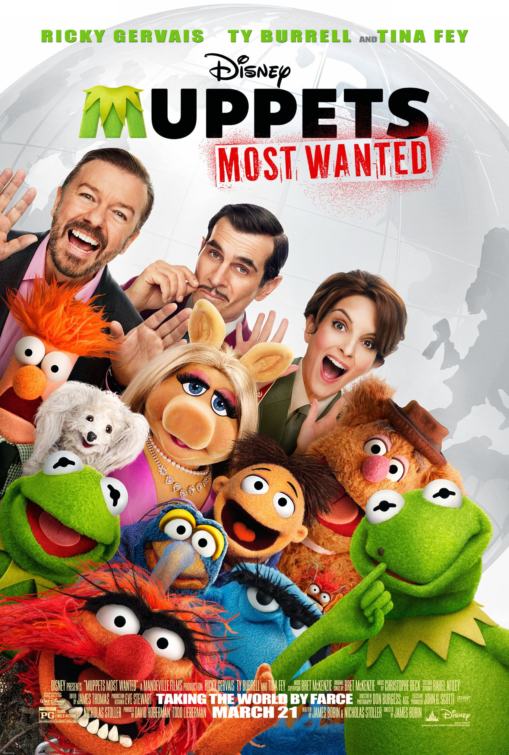 Watch Muppets Most Wanted Full-Movie Streaming