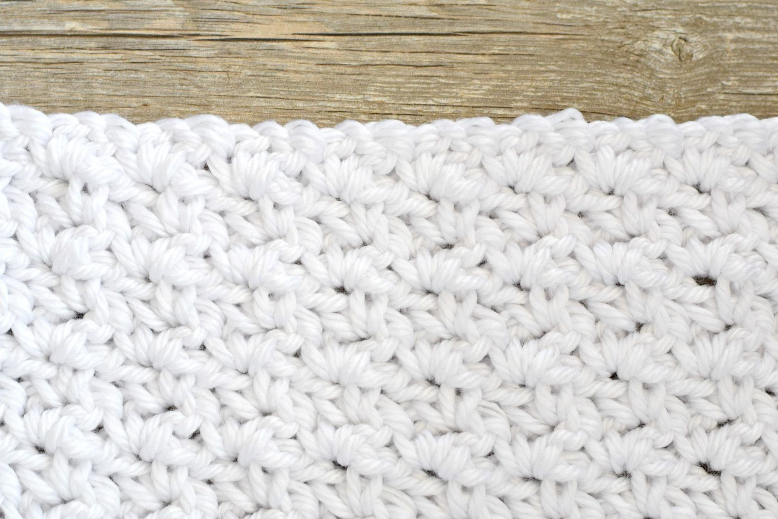 How To Crochet the Wattle Stitch | Cobija